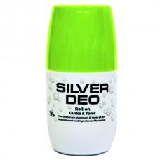 Silver Deo - Gurka & Tonic (50ml)